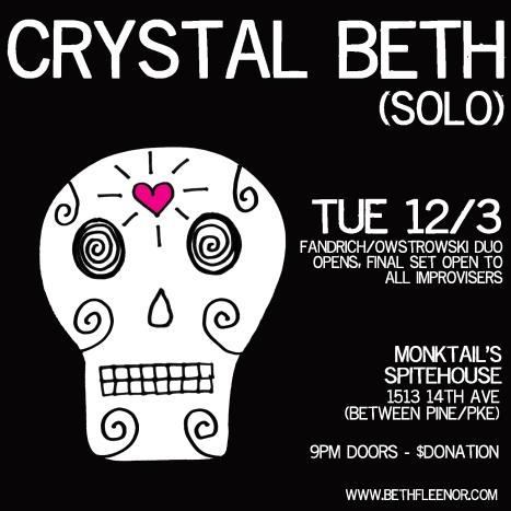 crystal beth solo 12-3