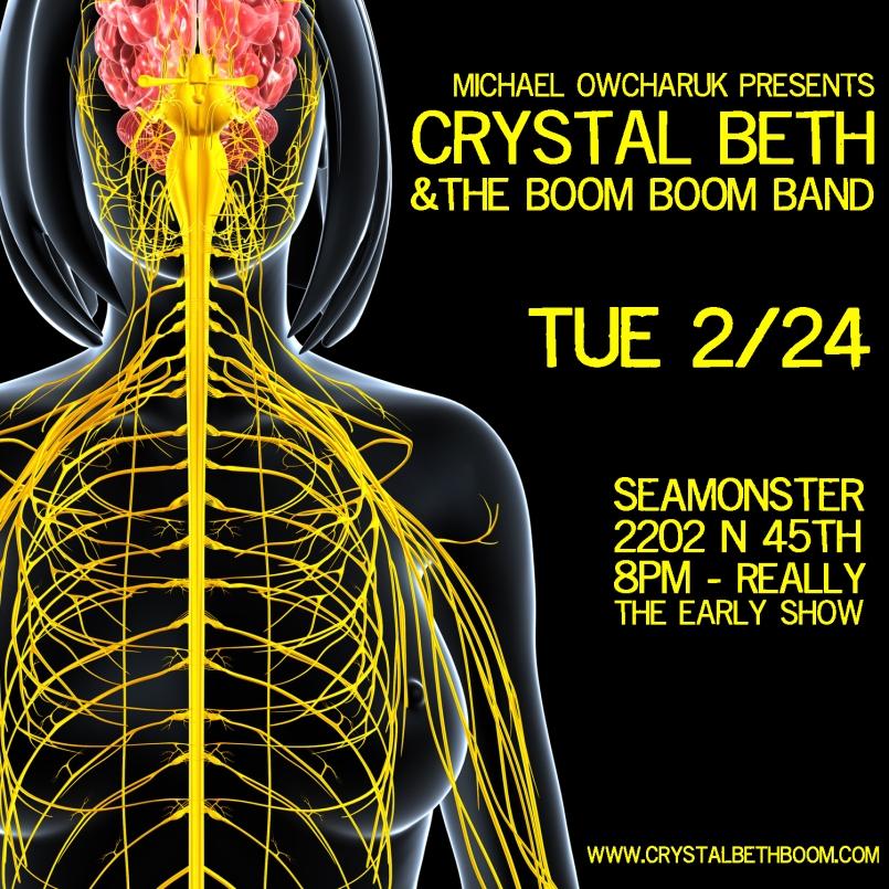 crystal beth boom_seamonster_022415